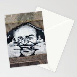 Tel Aviv Street Art Stationery Cards