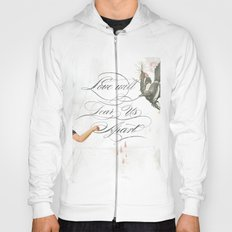L.W.T.U.A (Love will tear us apart) Hoody