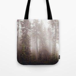 A fogilicious morning Tote Bag