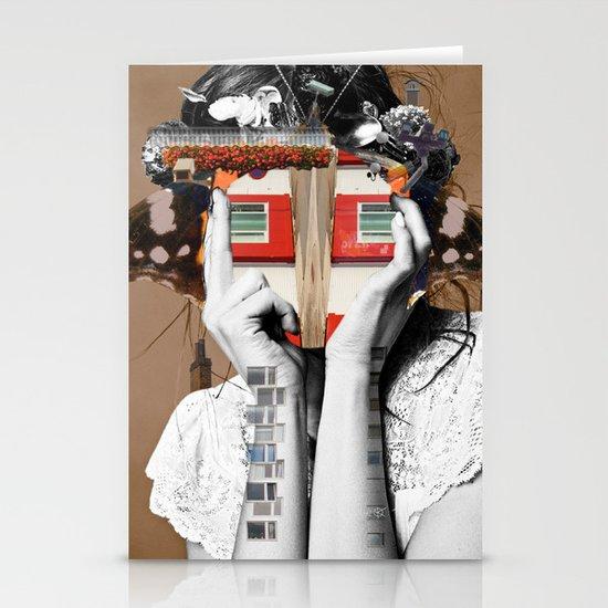 Crazy Woman - Lisa Lara Bella Stationery Cards