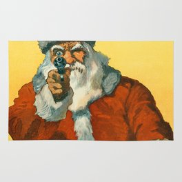 Santa Clous Rug