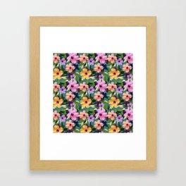It makes me happy Framed Art Print