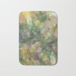 Deep Green Jungle Bath Mat