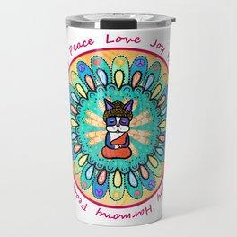 Boston Buddha Travel Mug