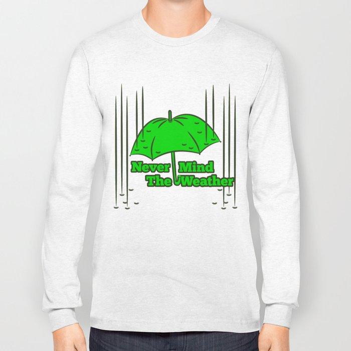 Umbrella Long Sleeve T-shirt