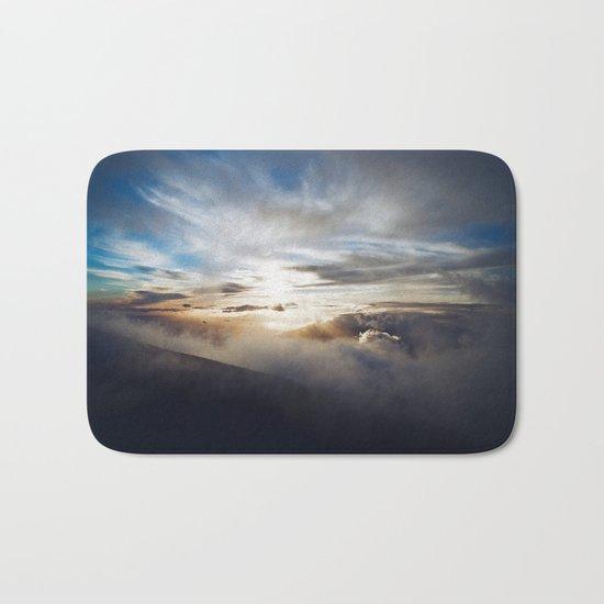 Vengeful sky Bath Mat