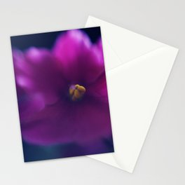 Raspberry Bloom Stationery Cards