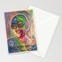 Ghandi Vibes Stationery Cards
