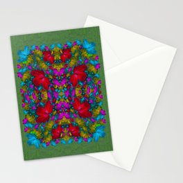 May your wonderful dreams come true in fauna Stationery Cards