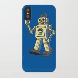 Robot 2.0 iPhone Case