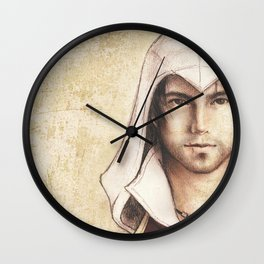 Ezio Auditore Wall Clock