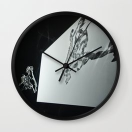 SHADOWNING Wall Clock