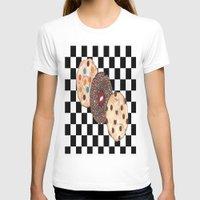 cookies T-shirts featuring Eat Cookies by Sartoris ART