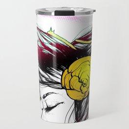 Rose Thorn Travel Mug