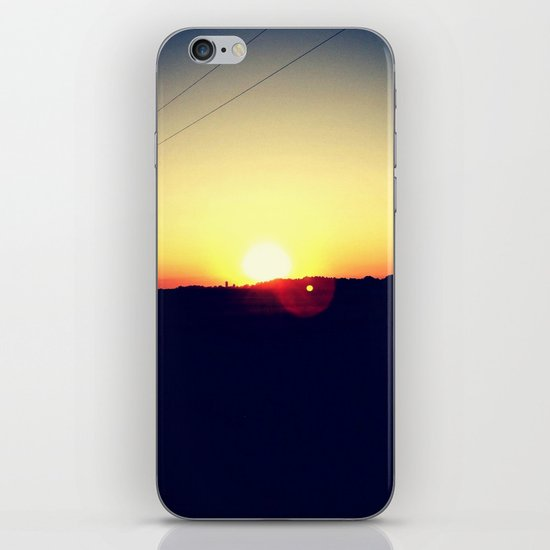 Summer Sets iPhone Skin