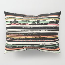 Recordsss Pillow Sham