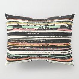 Recordsss Pillow Sham
