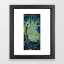 Tree Dancer Framed Art Print
