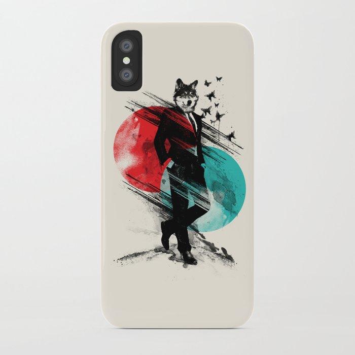 Wolfman iPhone Case
