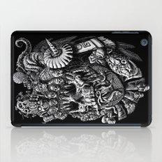 Mictlantecuhtli iPad Case