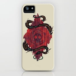 Death Crystal iPhone Case