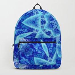 Ice Matrix Mandala Backpack