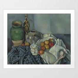 Paul Cezanne Art Print