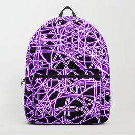 Violet Chaos 7 Backpack