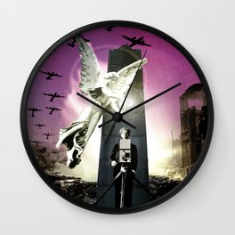 Magic of Film Wall Clock