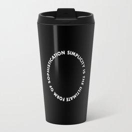 DA VINCI Travel Mug
