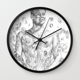 There's A Party In My Pants And You're All Invited Wall Clock
