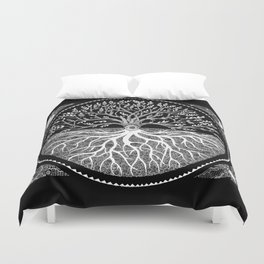 Druid Tree of Life Duvet Cover