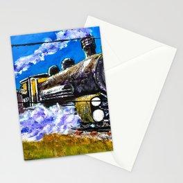 Midnight Crossing Stationery Cards