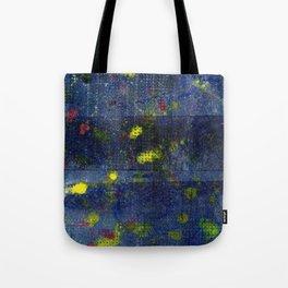 pattern | fireflies Tote Bag