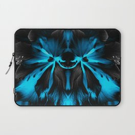 Honey Badger Flower Laptop Sleeve