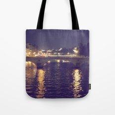 Paris by Night II Tote Bag