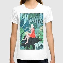 Forest Gaze T-shirt