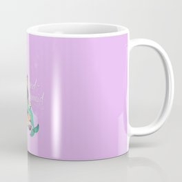 Leslie Knope Compliments: Land Mermaid Coffee Mug
