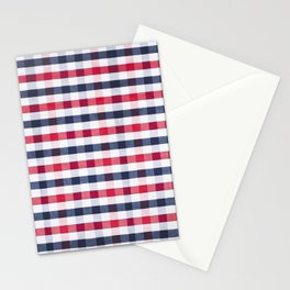 Picnic Pattern Stationery Cards