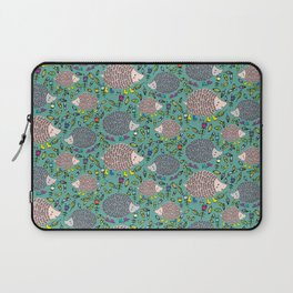 Scattered Hedgies Laptop Sleeve