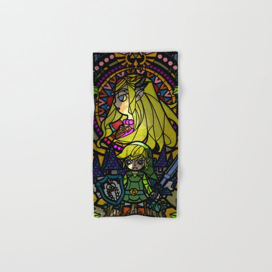 Sage of Time Hand & Bath Towel