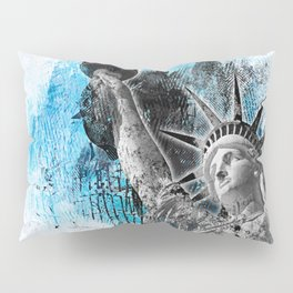 Lady Liberty Pillow Sham