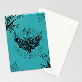 Witch Craft Cold Stationery Cards