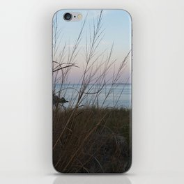 A Spray of Seagrass iPhone Skin