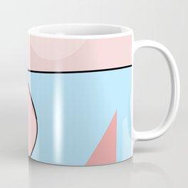 Happy Place - Blue Blush Coffee Mug
