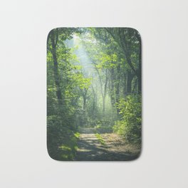 Woodland Glory Bath Mat