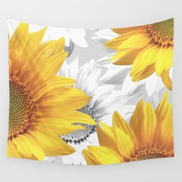 Sunflower Bouquet #decor #society6 #buyart Wall Tapestry