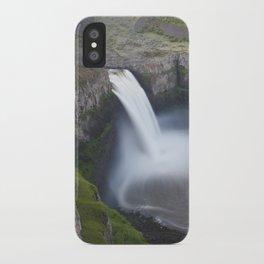 Palouse Falls at Sunrise iPhone Case