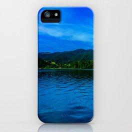 Bavaria Lake Schliersee iPhone Case