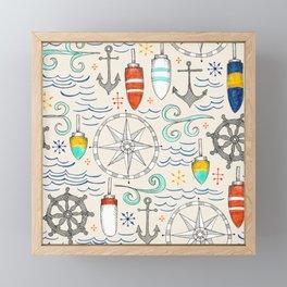 nautical Framed Mini Art Print